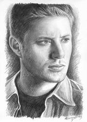 Dean Winchester sketch by Cataclysm-X
