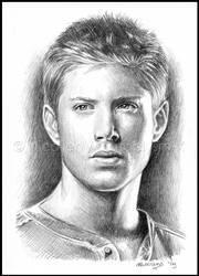 SPN - Dean Winchester by Cataclysm-X