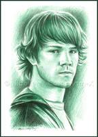 SPN - Sam Winchester by Cataclysm-X
