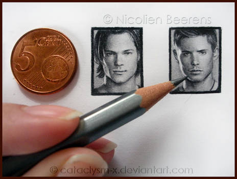 Ten cents' worth - Winchesters