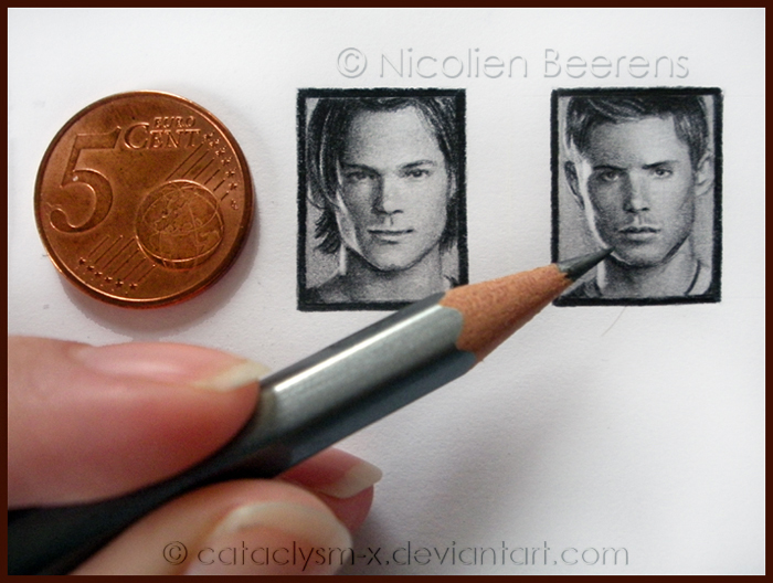 Ten cents' worth - Winchesters by Cataclysm-X