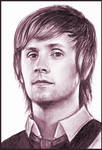 Dominic Howard sketch