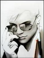 Adam Lambert -WIP1-