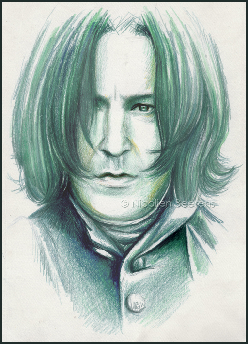 Severus Snape by Cataclysm-X
