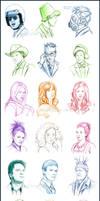 TARDIS travellers