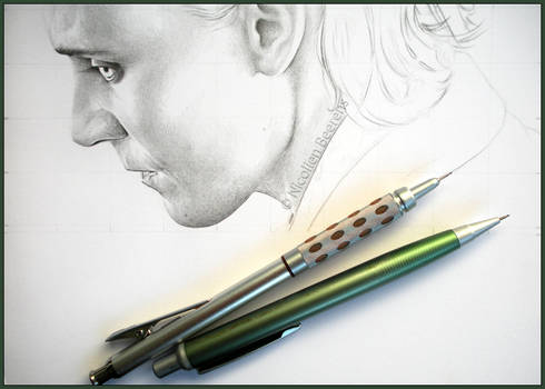 Loki da Vinci - WIP by Cataclysm-X