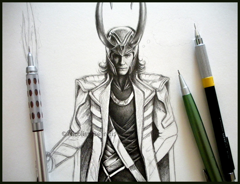Loki feels by Cataclysm-X