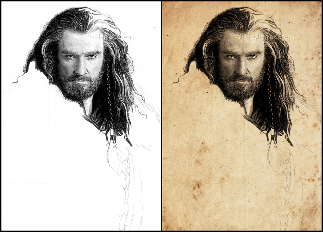 Thorin Oakenshield - WIP by Cataclysm-X