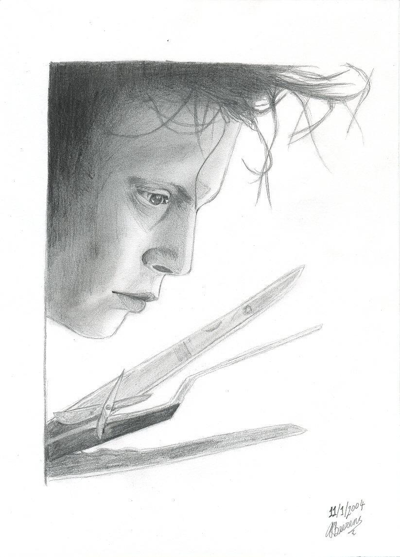 Edward Scissorhands by Cataclysm-X