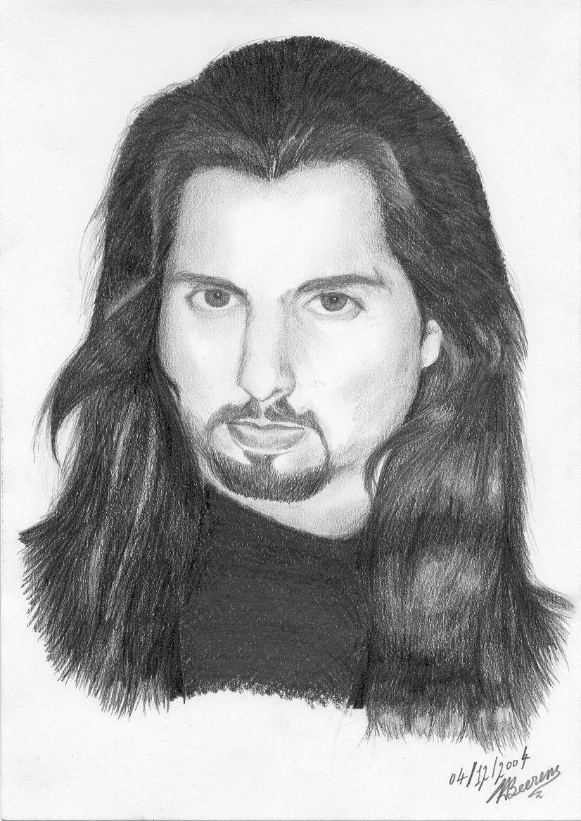 John Petrucci by Cataclysm-X
