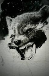 Rocket Raccoon (WIP1)