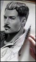 Dorian Pavus (Work in Progress) by Cataclysm-X