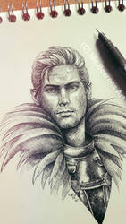 Cullen Rutherford (Dragon Age) by Cataclysm-X