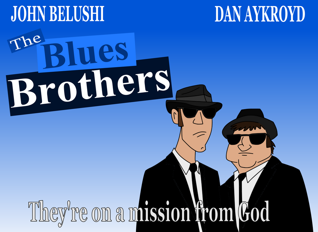 The Blues Brothers Wallpaper By TheWarrigul