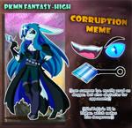 PkmnFH: Fantasy Event 8 - Canine Bleu