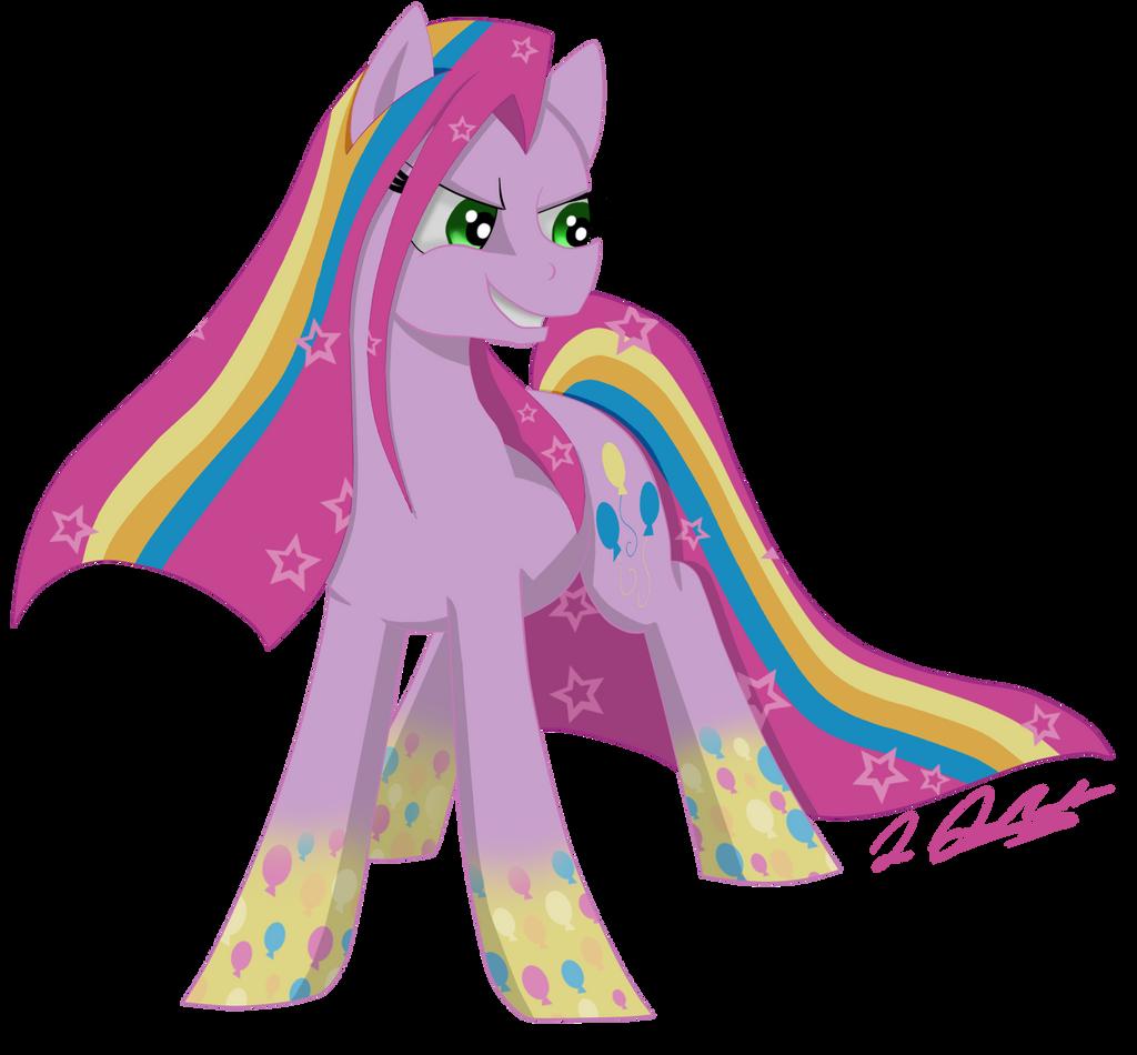 Rainbow Power Miss Pie by tsand106