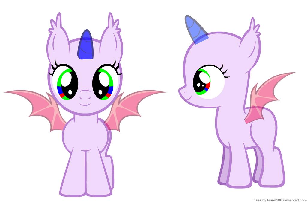 Pegasus on MLPFiMBases  DeviantArt