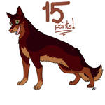 Canine Adoptable (open)