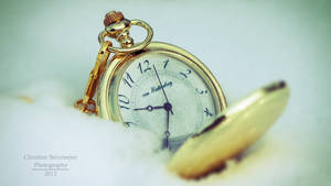 Old Pocket Watch II by RHARIZONA