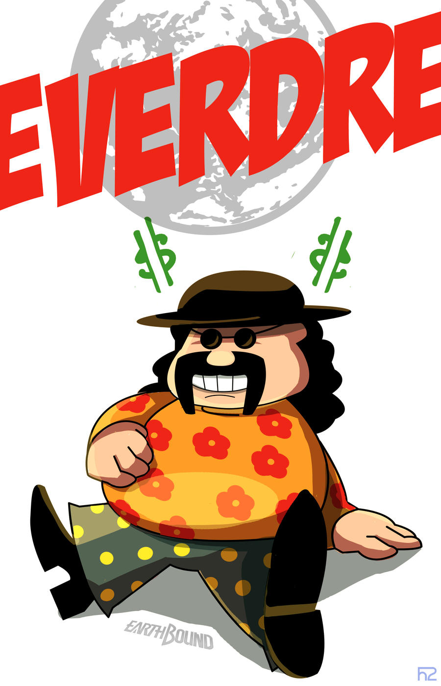 Everdred by hision