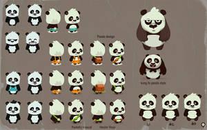 Panda Pocketz by hision