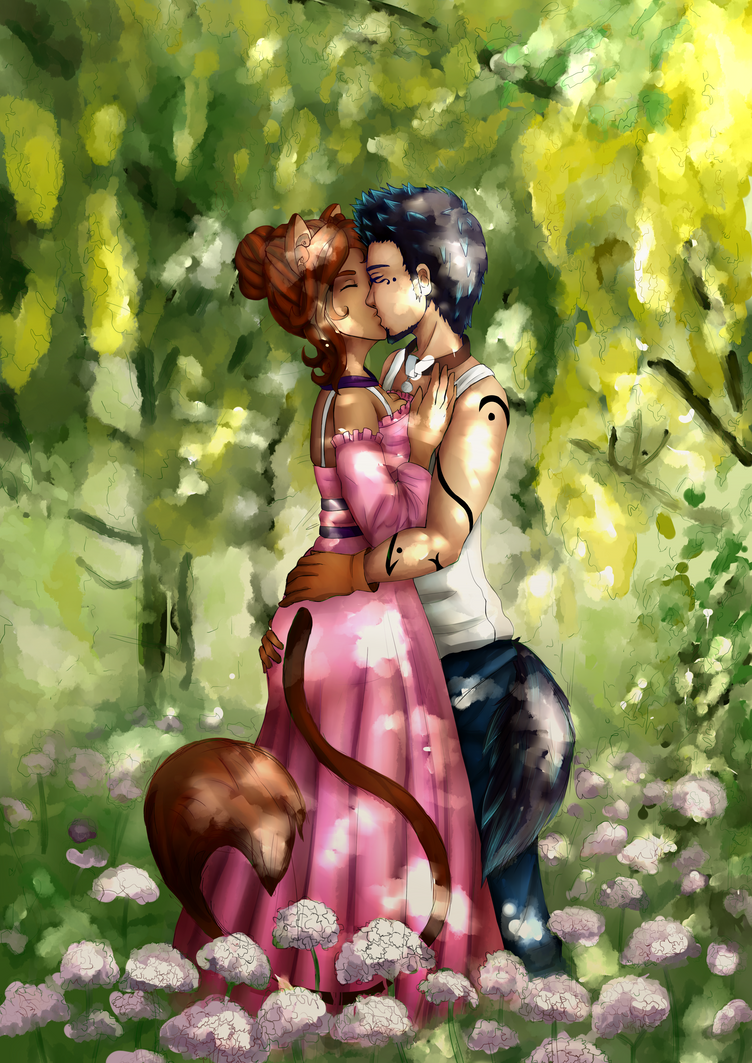 Spring Love by shufie