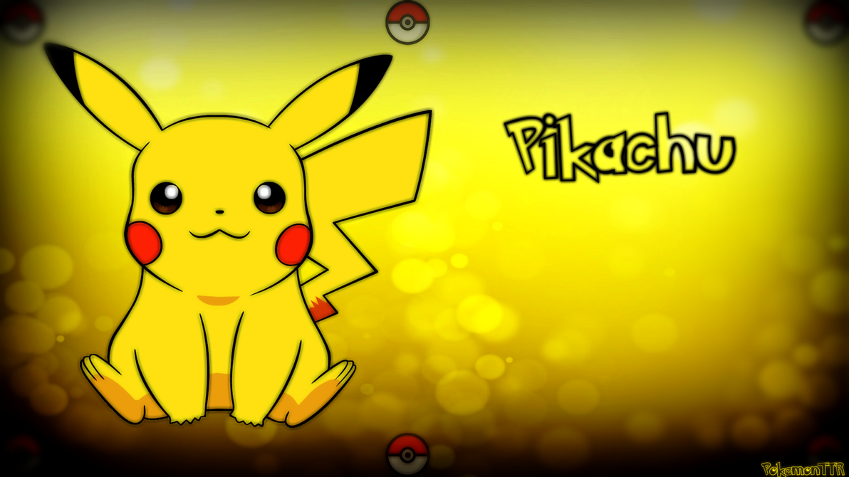 Pikachu Wallpaper Pokemon By SweetStarryGalaxies