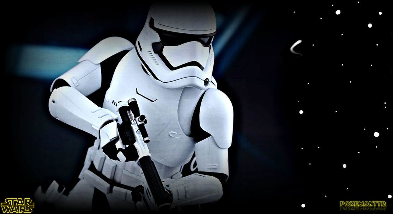 Stormtrooper Wallpaper Star Wars By Sweetstarrygalaxies On