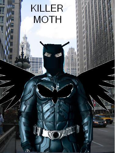 Batman 3 Killer Moth By Dekuboy12 On Deviantart