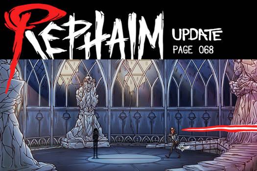 REPHAIM UPDATE