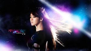 Hyoyeon - SNSD - WP 36 by udooboo