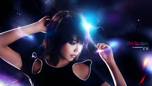 Choi Soo Young - SNSD - WP 37 by udooboo