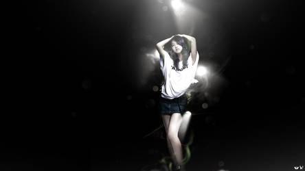 Nam Ji Hyun - 4Minute - WP 77