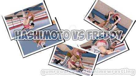Hashimoto VS Freddy