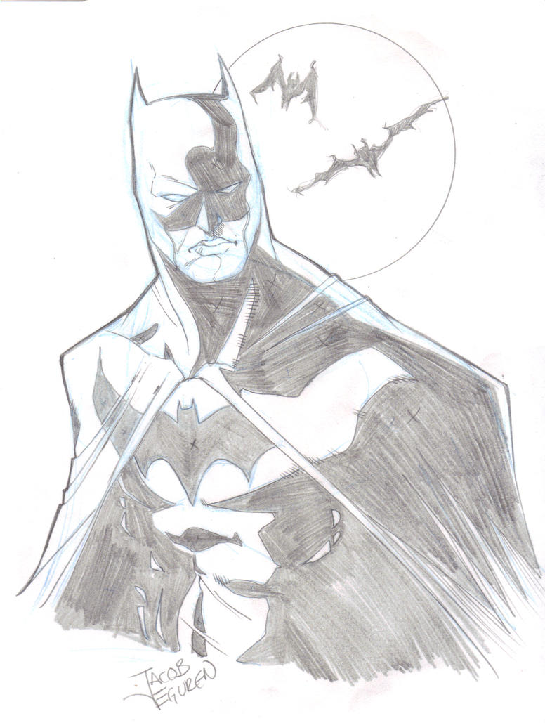BATMAN by Lobo777
