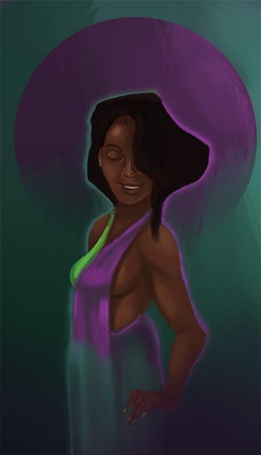 Portrait #2 by Phoenixgem