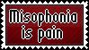 selective sound sensitivity syndrome by itsMYopinion