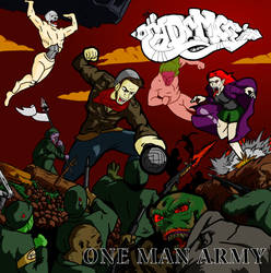 THE DEAD EMCEE - 'ONE MAN ARMY'