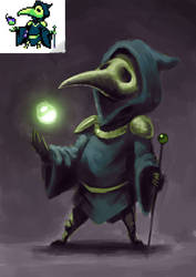 plague-knight by Dr-Adri
