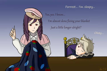 It's getting Late... by Linked-Fates