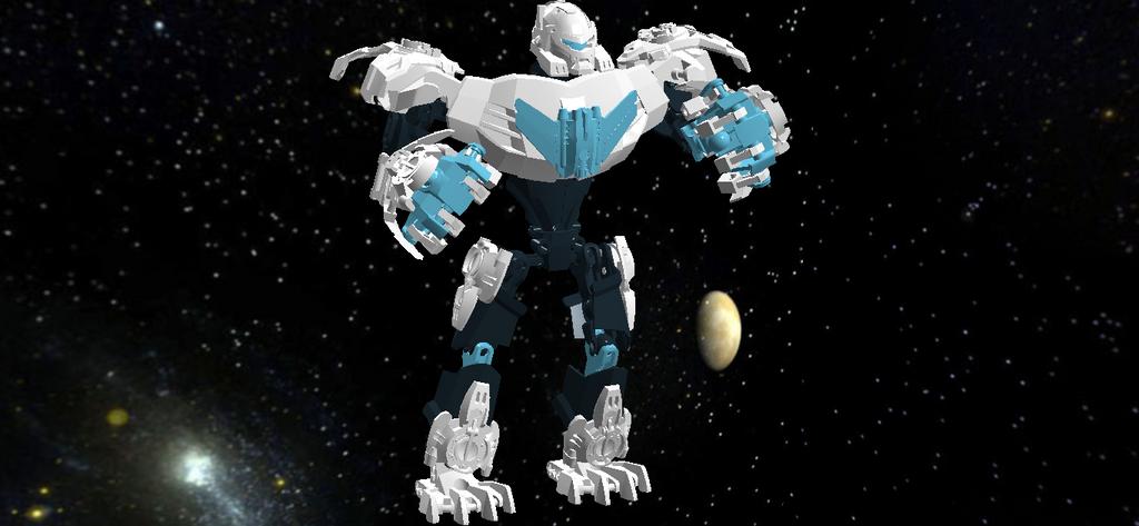 Max Steel-Strength Mode by DeviantArtistMax on DeviantArt
