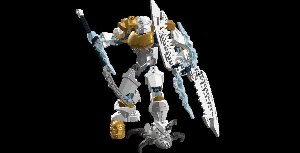 Bionicle Reborn Kopaka by DeviantArtistMax
