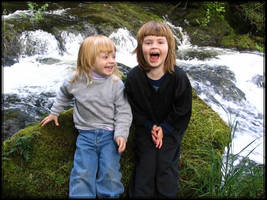 By the Falls by speedyfearless