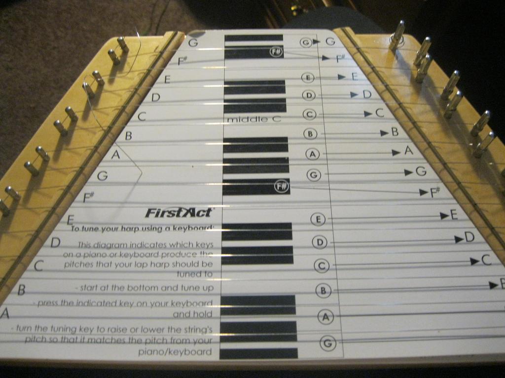 lap harpsichord - photo #33