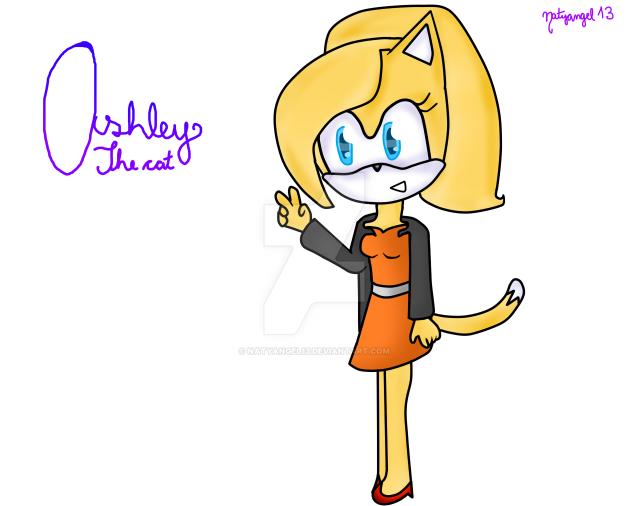 Ashley The Cat by natyangel13