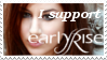 EarlyRise Stamp by Crimson-Flazey