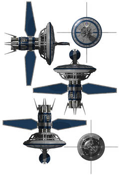 Earth Force One Schematic