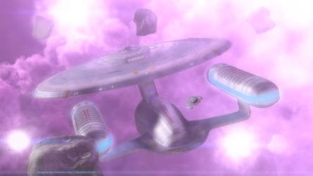 Nebula Exploration by arrghman