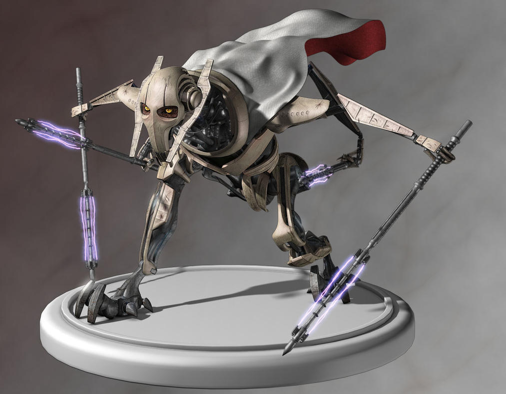 General Grievous by arrghman