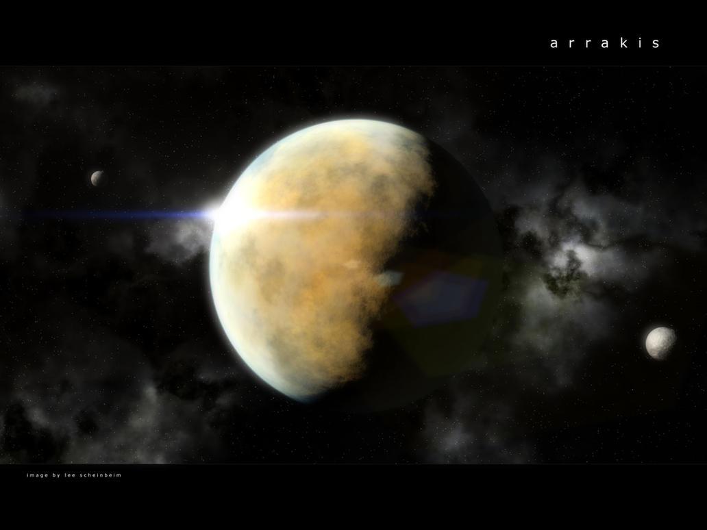 Arrakis Orbit 2 by arrghman